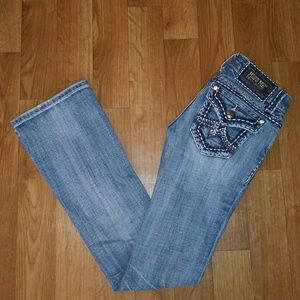 Miss Me | Irene Boot cut Jean size 24
